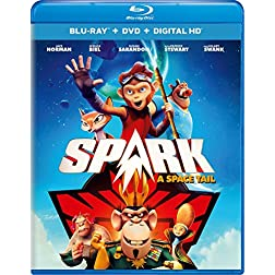 Spark: A Space Tail [Blu-ray]