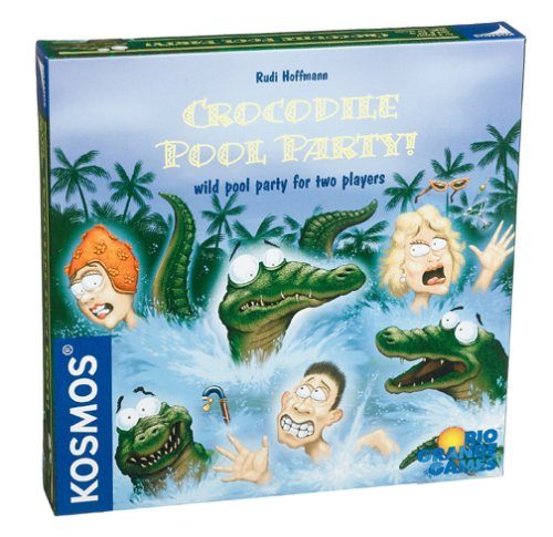 Crocodile Pool Party