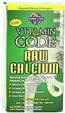 Garden of Life Vitamin Code Raw Calcium Nutritional Supplement, 150 Count Reviews