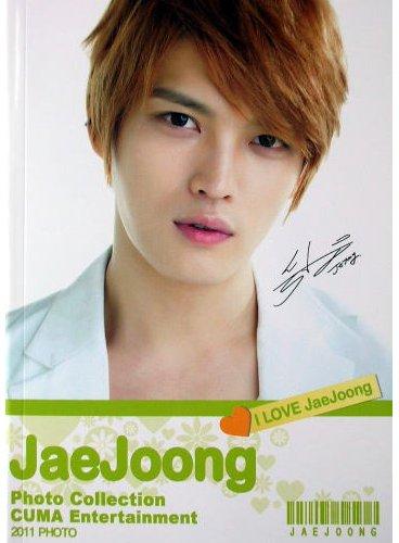 ジェジュン 写真集 - A5サイズ 韓国版 写真集 - JYJ フォトブック