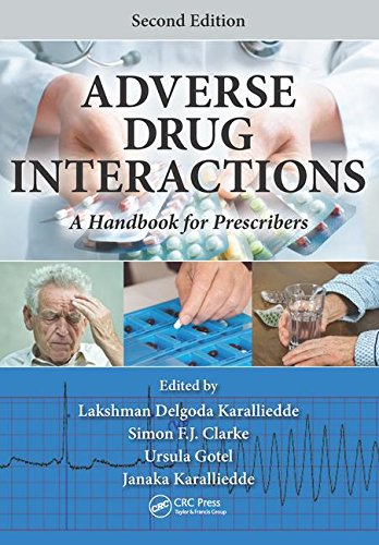 Adverse Drug Interactions: A Handbook for Prescribers, Second Edition PDF