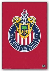 Amazon.com: NMR Distribution MLS Chivas USA Logo Wall