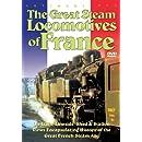 Great Steam Locomotives Of France