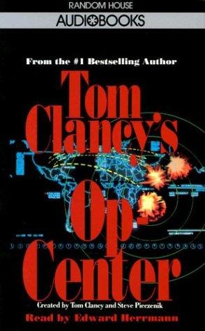 Tom Clancy's Op Center #1 (Tom Clancy's Op Center (Audio)), Tom Clancy