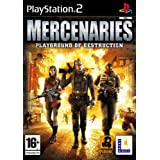 Mercenaries Playground of Destruction (PS2)by Activision