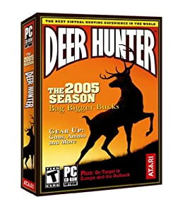 Deer Hunter 2005 - PC