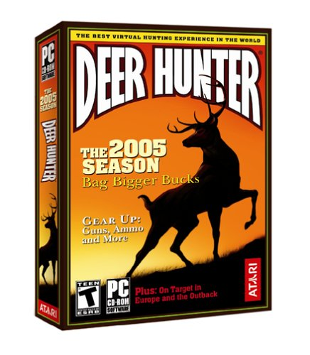 Deer Hunter 2005 - PC (Deer Hunting Games For Pc compare prices)