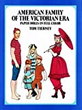 American Family of the Victorian Era Paper Dolls (0486251144) by Tierney, Tom