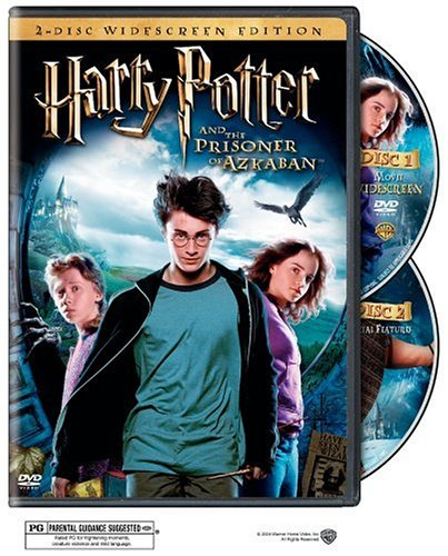 Cover art for  Harry Potter and the Prisoner of Azkaban (Two-Disc Special Edition)