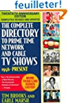 The Complete Directory to Prime Time...