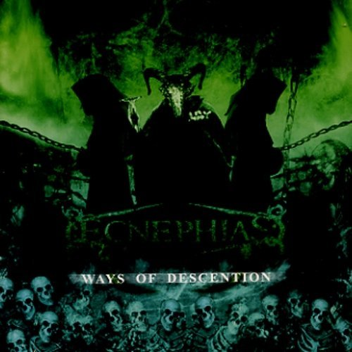 Ways of Descention by Ecnephias (2010-05-28)