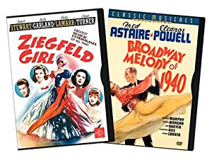Ziegfeld Girl / Broadway Melody of 1940 (Two-Pack)