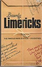 Bawdy Limericks by Poplar Press