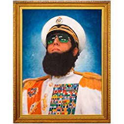 The Dictator - BANNED & UNRATED Version (Two-Disc Blu-ray/DVD Combo in Limited Edition General Aladeen Packaging) (Amazon Exclusive)