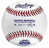 Rawlings RCAL1-BLEM Cal Ripken League Leather Baseball (Blemished) (Sold in Dozens)