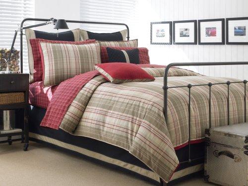 Nautica Eastbourne Plaid Comforter