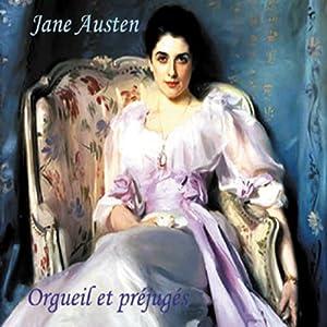 Orgueil et préjugés Audiobook