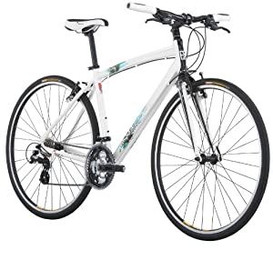 Diamondback Clarity 1 Women's Performance Hybrid Bike (X-Small/13-Inch Frame, 700c Wheels)