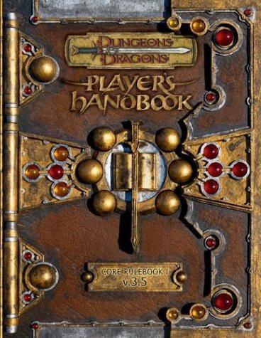 Player's Handbook, Version 3.5 (Dungeon & Dragons Roleplaying Game: Core Rules)