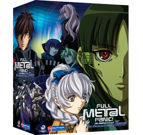 Full Metal Panic! The Second Raid - Starter Set