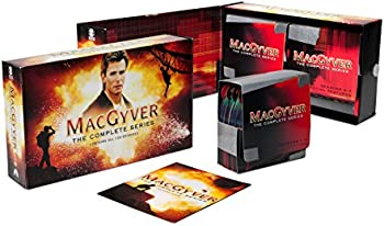 MacGyver The Complete Series on DVD