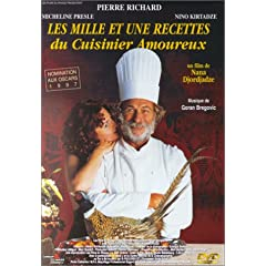 Video, A Chef in Love.