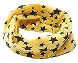 Gorro de punto para bebé, diseño de búho, varios colores amarillo Star yellow