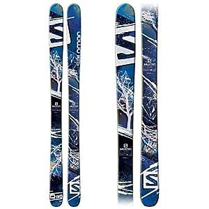 Salomon Q-98 Ski Blue/White/Black, 164cm