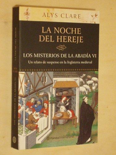 La Noche Del Hereje descarga pdf epub mobi fb2