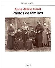 Photos de familles par Anne-Marie Garat