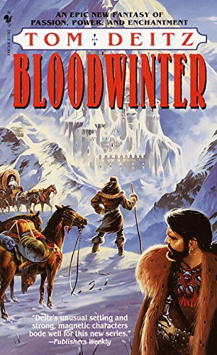Bloodwinter (A Tale of Eron, #1)