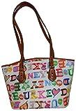 Dooney & Bourke Women's Exclusive Signature Stephanie Bag Multicolor