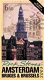 Rick Steves Amsterdam Bruges And Brussels 2003