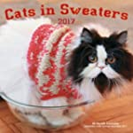 Cats in Sweaters Mini 2017: 16-Month...