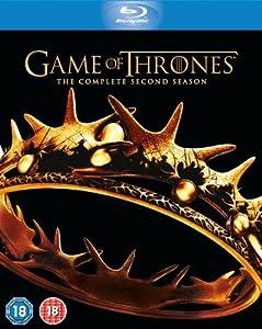 Game of Thrones - Season 2 [Blu-ray] (Region Free)