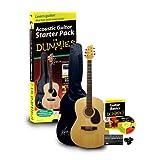 Guitar For Dummies Acoustic Guitar Starter Pack