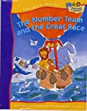 img - for The Number Team and the Great Race (including Time, Position and Direction) (Fun with Maths) book / textbook / text book