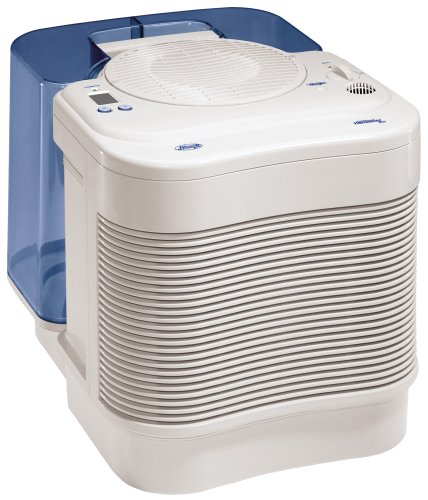 Hunter 34357 3-1/2-Gallon CareFree Plus Humidifier with PermaWick Filter