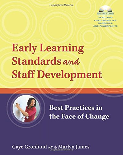 Early Learning Standards and Staff Development: Best Practices in the Face of Change (Staff Development compare prices)