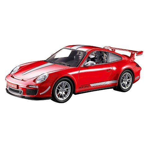 Braha Porsche 911 GT3 1:24 R/C Car Red (Fast Power Wheels For Boys 5 Up compare prices)