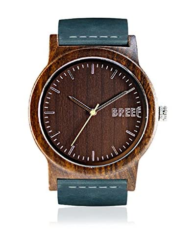Breef Watches Reloj con movimiento japonés Ebano Original