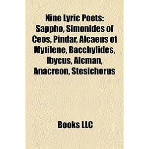 Nine Lyric Poets | RM.