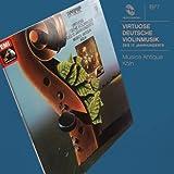 echange, troc  - Musique allemande virtuose pour violon du XVIIe siècle
