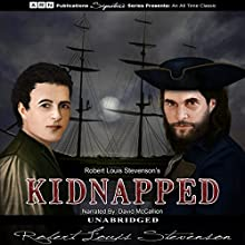 Kidnapped Audiobook by Robert Louis Stevenson Narrated by David McCallion