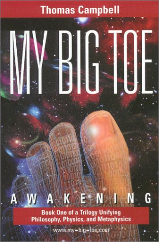 My Big TOE: Awakening: Thomas W Campbell: 9780972509404: Amazon.com: Books