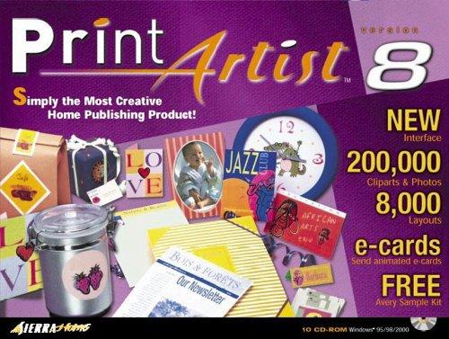 Print Artist 8