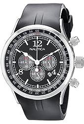 Nautica Men's N13530G NSR 01 Stainless Steel Watch