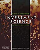 img - for Investment Science, International Edition book / textbook / text book