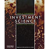 Investment Science: International Editionby David Luenberger
