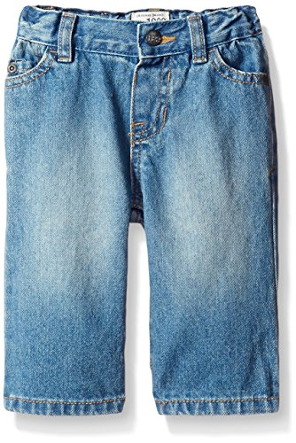 The Children's Place Baby Boys' Light Stone Wash Jean, Light Stone Wash, 18 24 Months